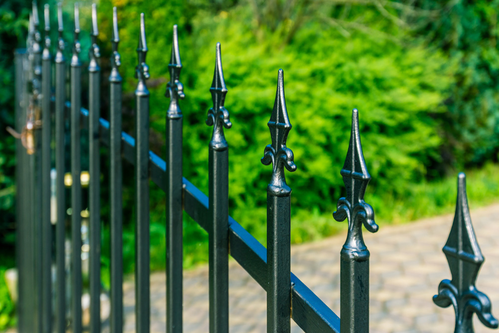 Wrought Iron Gates in Hampshire, Wiltshire and Surrey