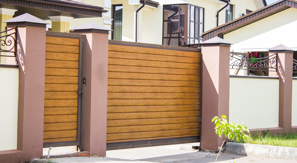 Why Choose Us to Supply and Install your Wooden Gates?